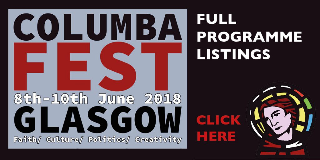 ColumbaFest Text & Image: Full Programme Listings