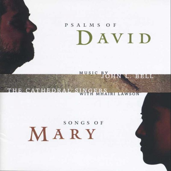PSALMS OF DAVID & SONGS OF MARY (CD)