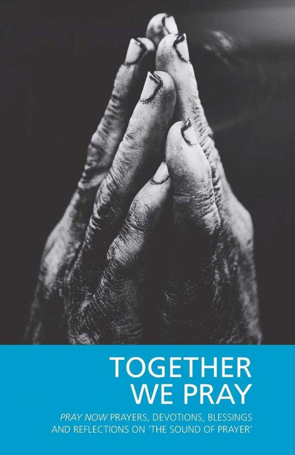 Two hands cupped in prayer